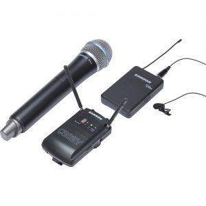 Sistema Inalambrico Samson Concert 88 Camera COMBO