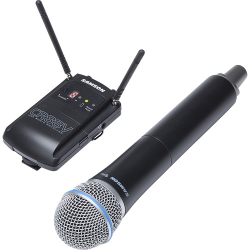 Sistema Inalambrico Samson Concert 88 Camera Handheld