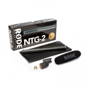 Microfono Rode NTG2