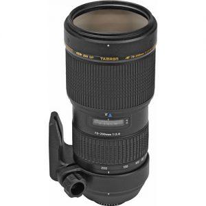 Lente Tamron 70-200 mm F/2.8 Di LD IF Macro Nikon