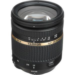 Lente Tamron SP AF 17-50mm f/2.8 XR Di-II VC LD Estabilizado - Nikon