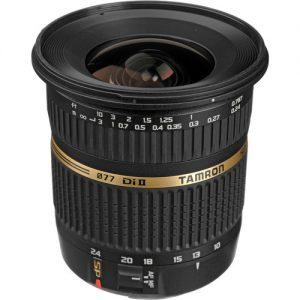Lente Tamron 10-24mm F/3.5-4.5 Di II SP AF Canon