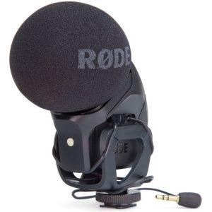 Microfono Rode Stereo VideoMic Pro