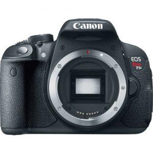 Canon - EOS Rebel T5I - Cuerpo