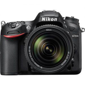 Nikon D7200 + 18-140mm