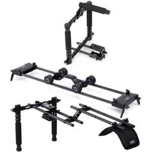 Kit Sirui VSK5 - 3 en 1 Slider - Shoulder - Frame