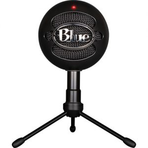 Microfono Blue Snowball ICE Black