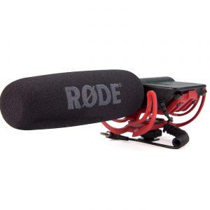 Microfono Rode VideoMic