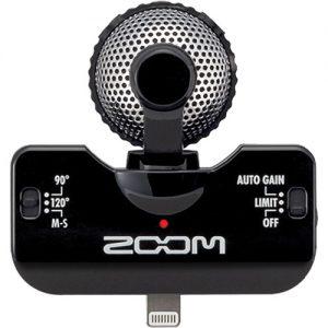 Microfono Stereo Zoom Iq5
