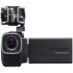 Video Grabadora Digital Zoom Q8