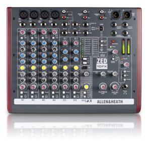 Mixer Allen & Heath Zed 10 Fx