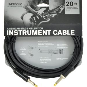Cable Daddario Planet Waves Plug-plug 6.50 M