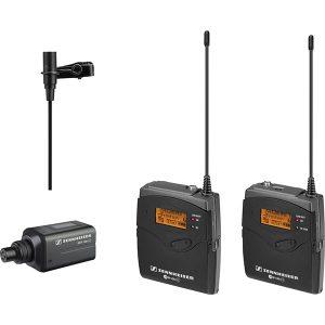 Sistema De Micrófono Inalámbrico Sennheiser EW100ENG G3