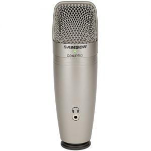 Microfono Condensador Samson C01u PRO USB