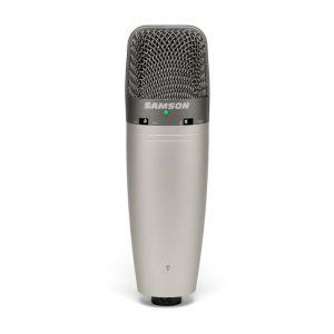 Microfono Samson C03u Condenser Usb Para Estudio