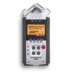 Grabadora Digital Zoom H4nSP 4-Channel