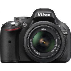 Nikon D5200 DSLR 18 55mm